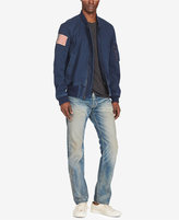 Denim & Supply Ralph Lauren Men's Twill Bomber Jacket