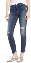 7 For All Mankind Women's The Ankle Skinny Jeans