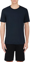 Vince Men's Colorblocked French Terry T-Shirt-NAVY