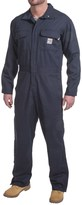 Carhartt Flame-Resistant Deluxe Coveralls - Factory Seconds (For Big and Tall Men)