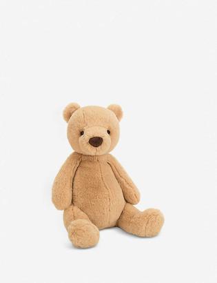 Jellycat Puffles bear soft toy 19cm