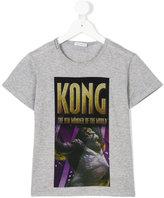 Dolce & Gabbana King Kong T-shirt - kids - Cotton - 2 yrs