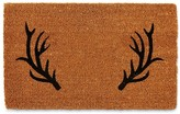 Williams-Sonoma Antler Coir Doormat
