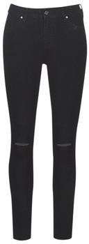 Armani Exchange 6GYJ10-Y2HDZ-0206 women's Skinny Jeans in Black