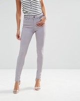 Asos LISBON Skinny Jeans in Bliss Coated Wash