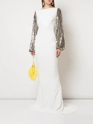 Stella McCartney Oberon Sequined Gown