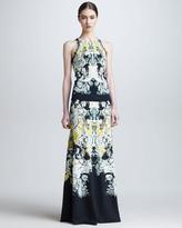 Roberto Cavalli Full-Length A-Line Skirt