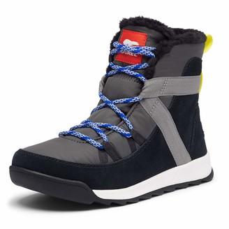 Sorel Women's Boots Whitney II Flurry Black (Black Coal) Size: 3