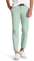 "Tailorbyrd Flat Front Chino Pant - 30-34"" Inseam"