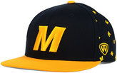 Top of the World Missouri Tigers All Flocking Snapback Cap