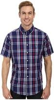 U.S. Polo Assn. Plaid Single Pocket Sport Shirt