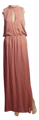 Samsoe & Samsoe Pink Silk Dress for Women