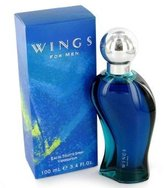 Giorgio Beverly Hills Wings by for Men 3.4 oz Eau de Toilette Spray by
