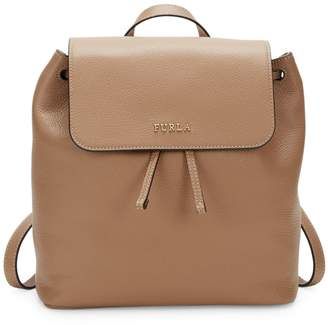 Furla Noemi Leather Backpack