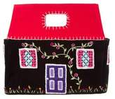 Lulu Guinness Felt House Bag