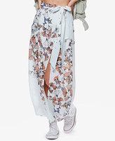 Free People Bri Bri Printed Maxi Skirt