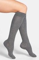 Nordstrom 'Luxury' Knee High Socks