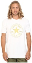 Converse At Once Metallic Core Patch Tee