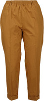 Forte Forte Loose-Fit Cropped Trousers
