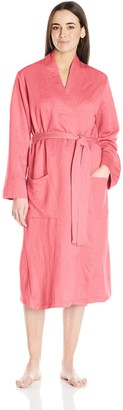 Natori N Women's Quilted Robe