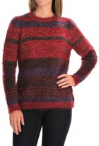 FDJ French Dressing Space-Dye Sweater - Crew Neck (For Women)