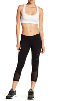 Zella Low Rise Flash Cropped Leggings