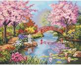 "Dimensions Paint By Number Kit - Japanese Garden (16x20"")"