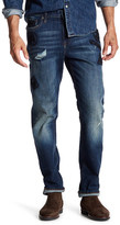 William Rast Hixson Straight Leg Jeans