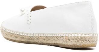 Coliac Pearl-Detail Espadrilles