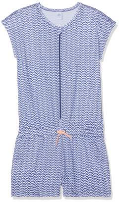 Sanetta Girls' Overall Short Onesie