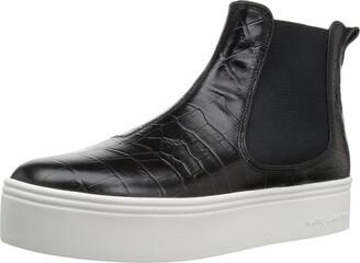 Marc Jacobs Women's Vesey Platform Hi Top Sneaker