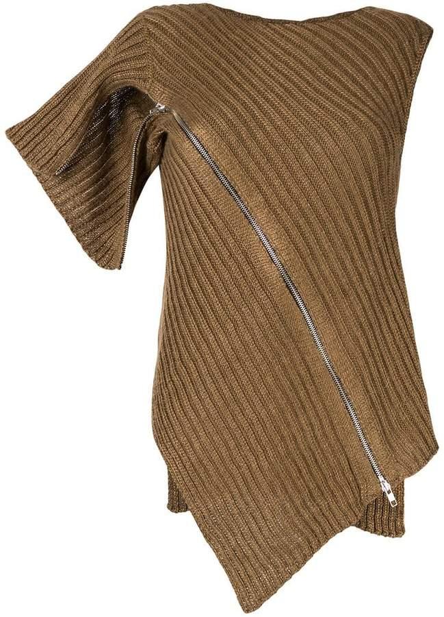 Ann Demeulemeester Centaur knitted top