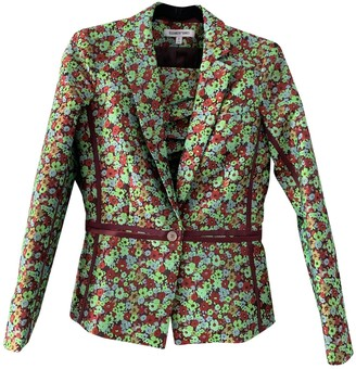 Elizabeth and James Multicolour Polyester Jackets