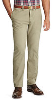 Polo Ralph Lauren Classic-Fit Flat-Front Cotton Chino Pants