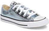Converse Chuck Taylor ® All Star ® 'Um - Ox' Metallic Sneaker (Women)