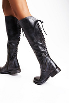 Bed Stu Womens SURREY LACE BACK BOOT