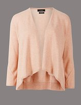 Autograph Pure Cashmere Waterfall Cardigan
