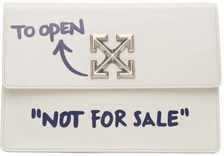 Off-White Quote Jitney 1.0 Pouch