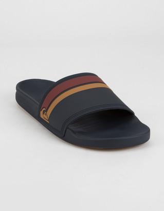 Quiksilver Rivi Mens Slide Sandals