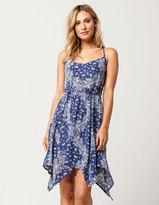 Socialite Bandana Hanky Dress