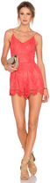 Lovers + Friends Songbird Romper