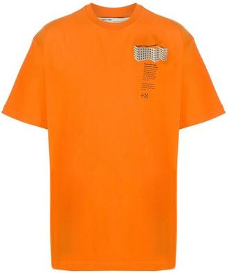 Off-White The Golden Ratio logo T-shirt