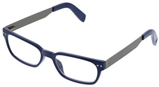 Peepers Unisex-Adult Starsky - Navy 2534300 Rectangular Reading Glasses