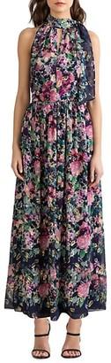 Shoshanna Donata Floral Maxi Dress
