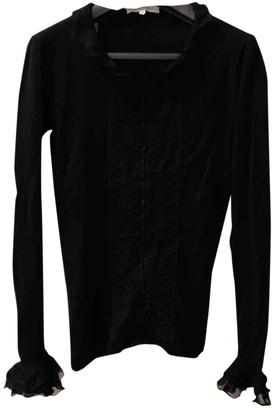 Paul & Joe Black Wool Top for Women