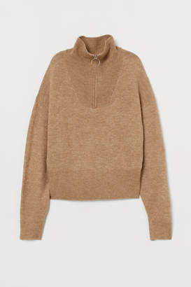 H&M Knit Sweater - Beige