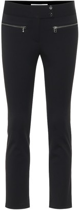 Veronica Beard Metro mid-rise straight pants