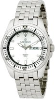 Sartego Men's SPQ55 Ocean Master Japanese Quartz Movement Watch