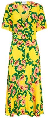Hayley Menzies Eden Midi Dress