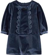Billieblush Velvet dress